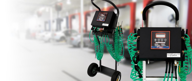 Nitrogen Tire Inflator Equipment