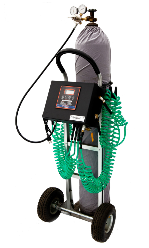 Q100 Nitrogen Tire Inflation Equipment